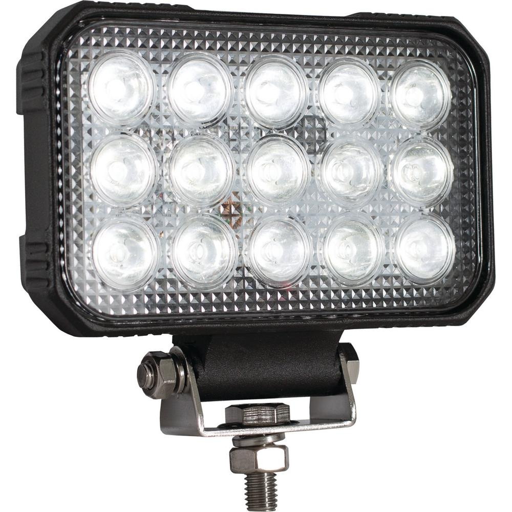 Ers Products Company 5 9 In X 4 8 Rectangular Spot Light