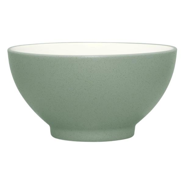 Noritake Colorwave 20 oz. Green Rice Bowl 8485-772