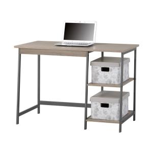 Internet #206285274. +6. Homestar North America LLC Reclaimed Wood Desk