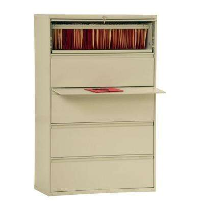 800 Series Putty File Cabinet