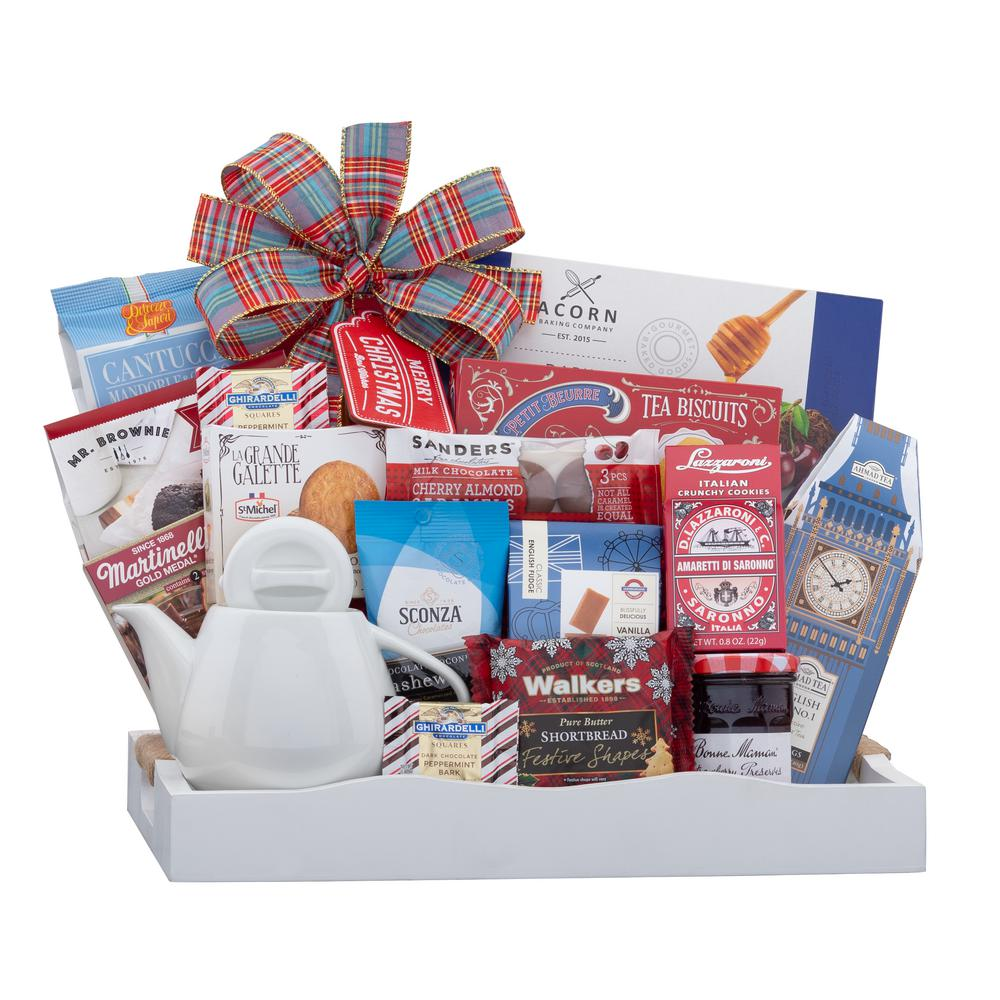 Wine Country Gift Baskets Holiday Tea