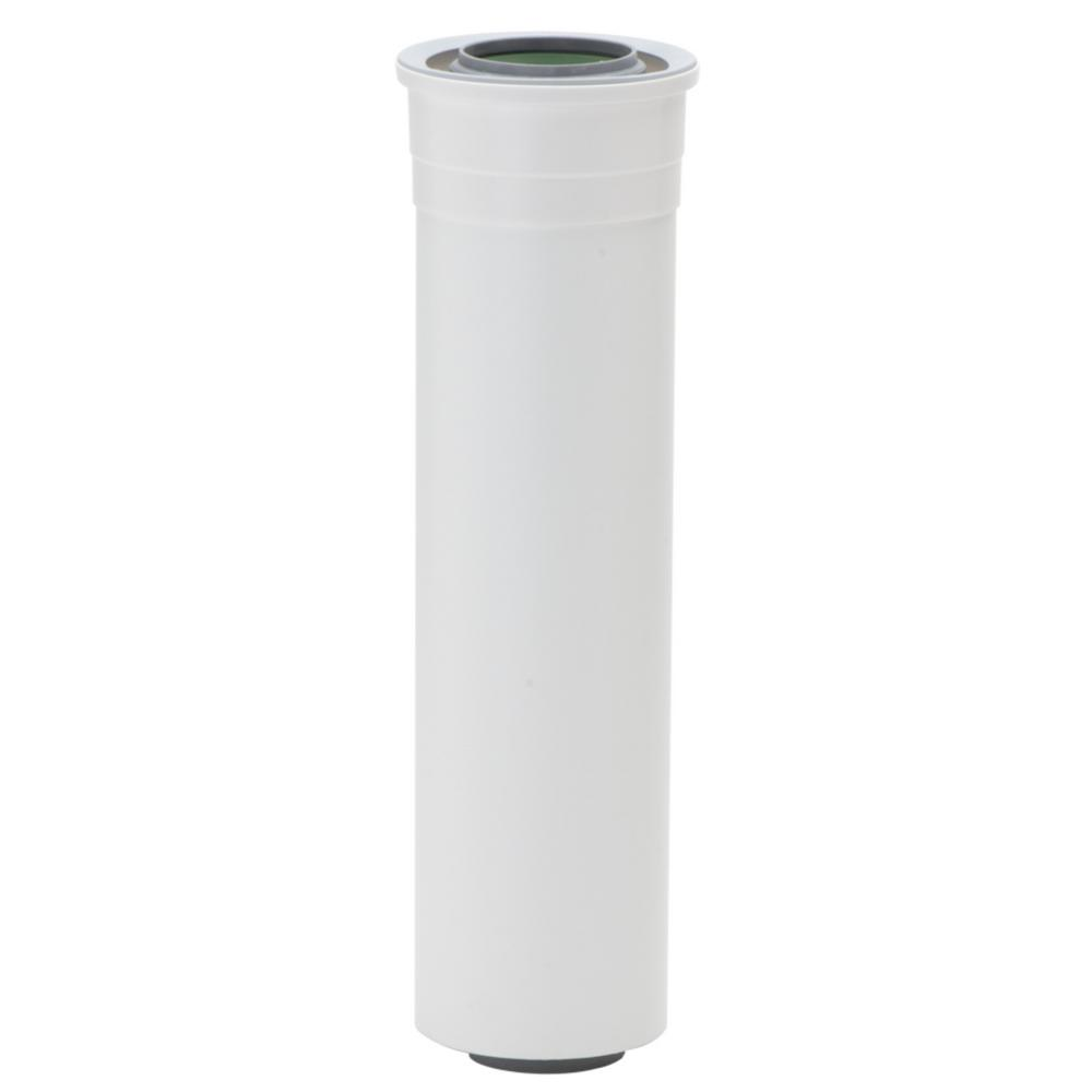 Rinnai 3 In 5 In X 19 5 In Plastic Condensing Vent Pipe Extension For Rinnai Super High Efficiency Tankless Water Heaters 224079pp The Home Depot