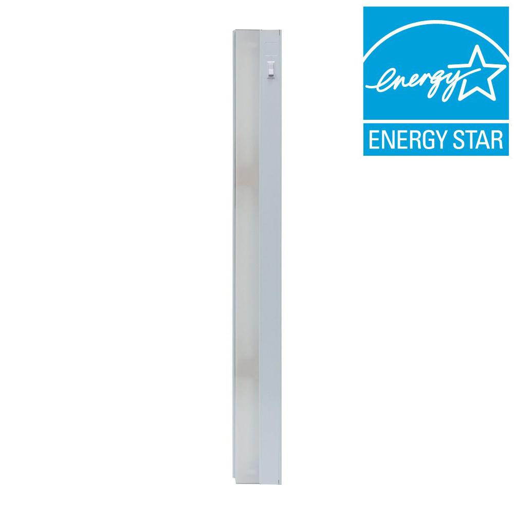 GE 36 In. Fluorescent Direct Wire Under Cabinet Light