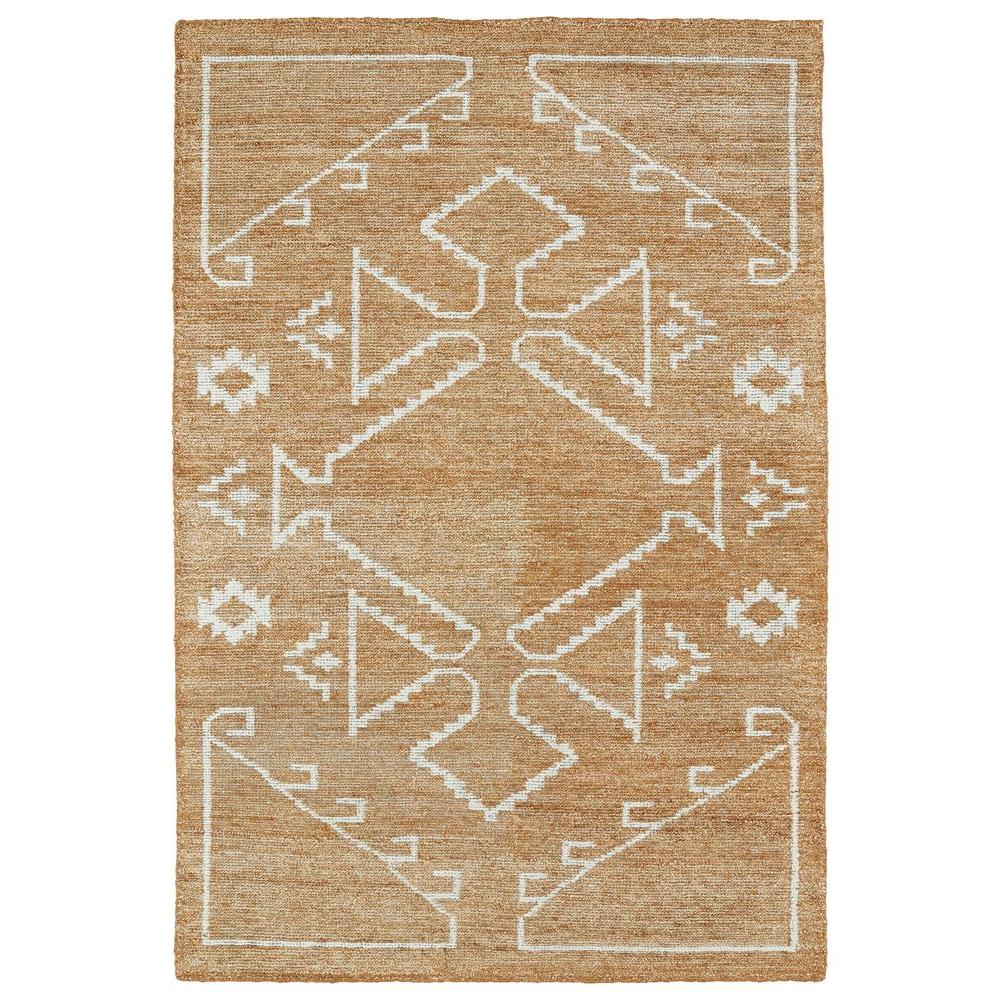 Kaleen Solitaire Copper 8 Ft X 11 Ft Area Rug Sol09 67