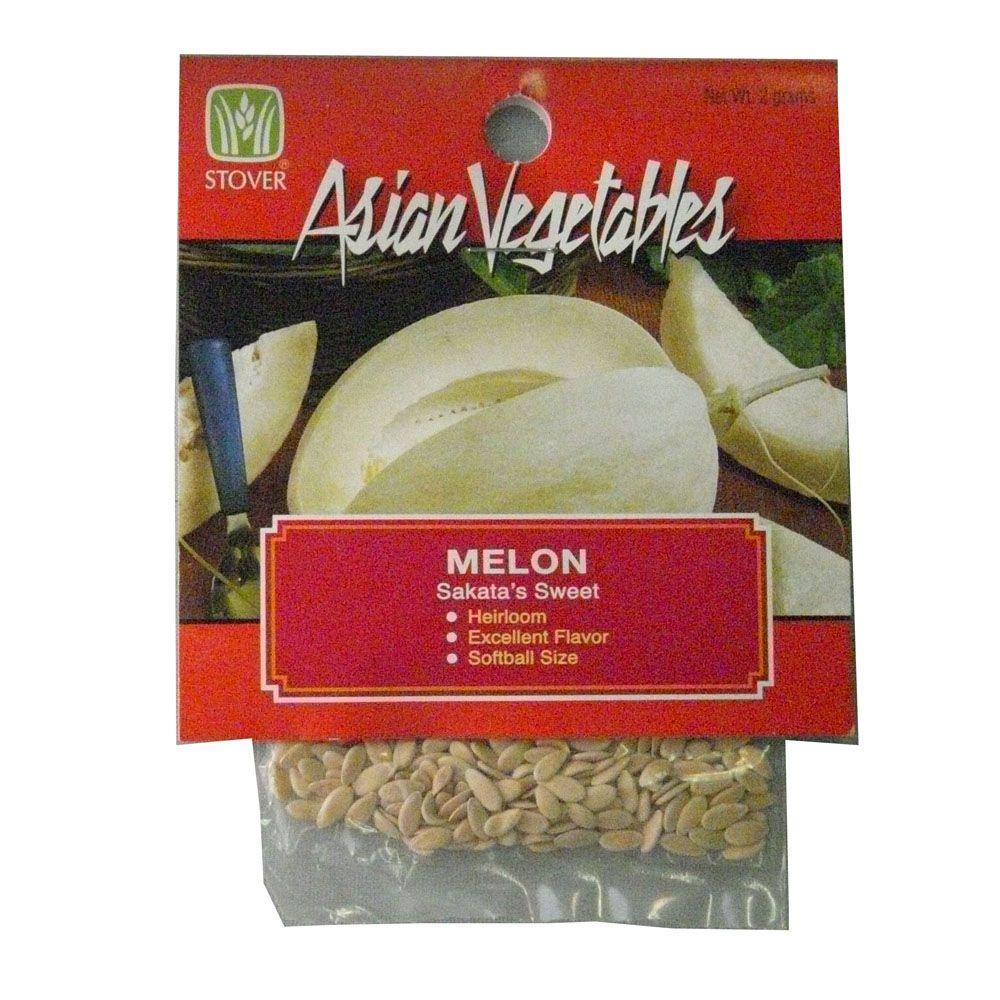 Stover Seed Asian Melon Sakata's Sweet
