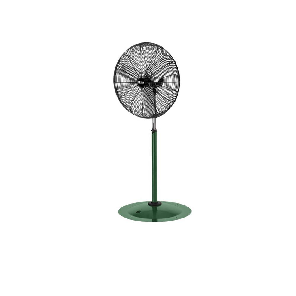 King Electric Pfc Adjustable Height 57 In To 75 In Non