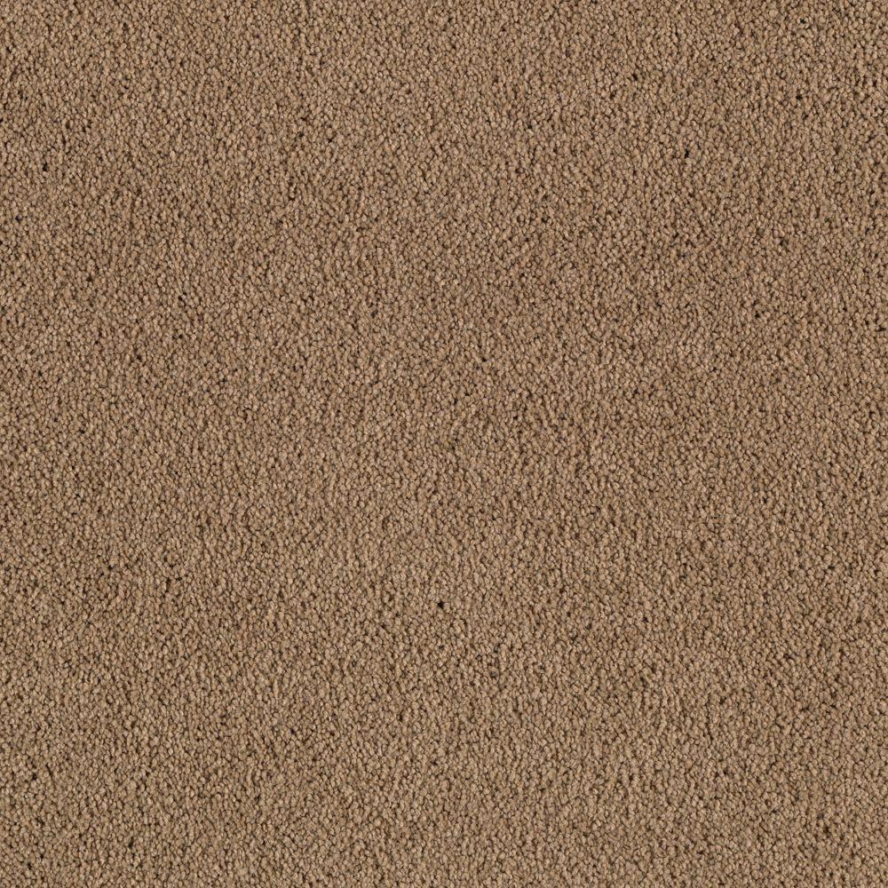 Platinum Plus Beguiling - Color Rocky Ridge 12 ft. Carpet