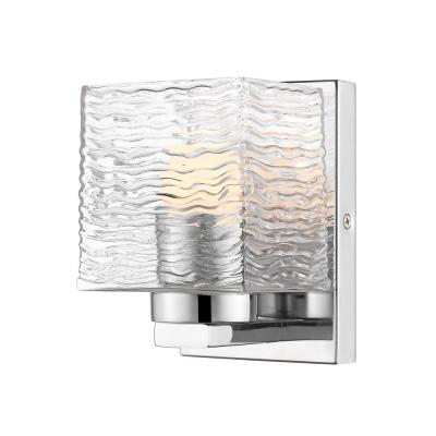Aspyn Chrome 8-Watt Integrated LED Bath Light