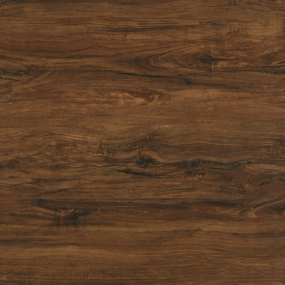 Cider Oak 7.5 in. x 47.6 in. Luxury Vinyl Plank Flooring