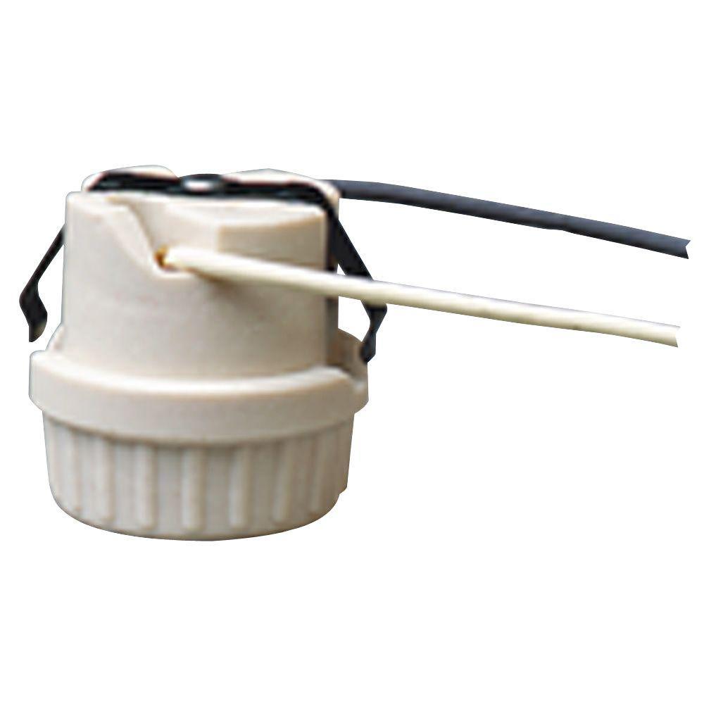 1-3/4 in. Porcelain Snap-In Socket
