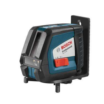 Factory Reconditioned Self-Leveling Cross Line Laser Level