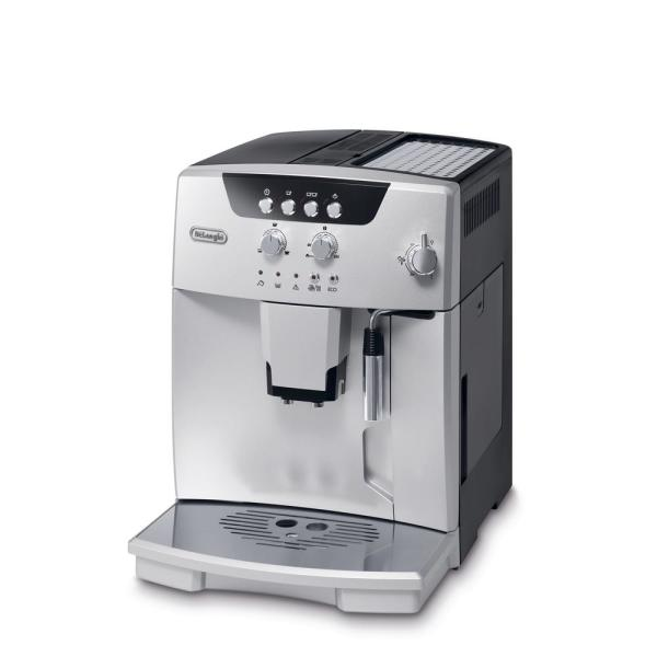 Magnifica Fully Automatic Stainless Steel Espresso Machine with Manual Cappuccino Maker System