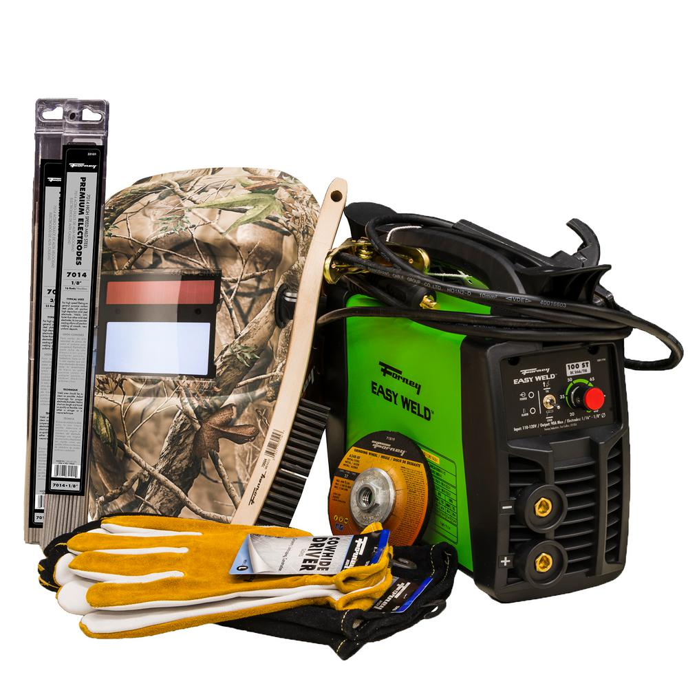 Easy Weld Arc Welder Bundle