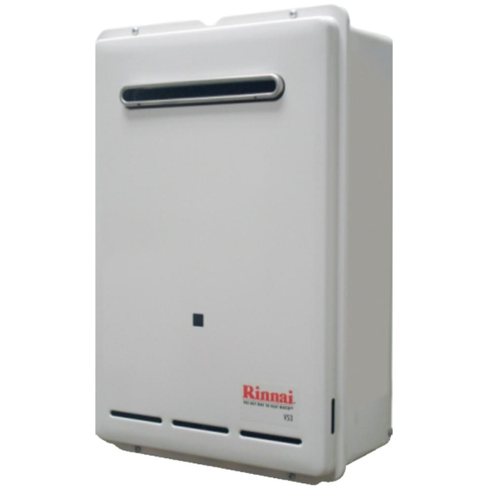 High Efficiency 5.3 GPM Residential 120,000 BTU/h 35.2 kWh Propane Exterior