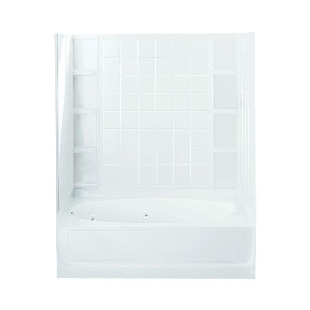 for which combo you or built is freestanding fiberglass modern in tub shower right