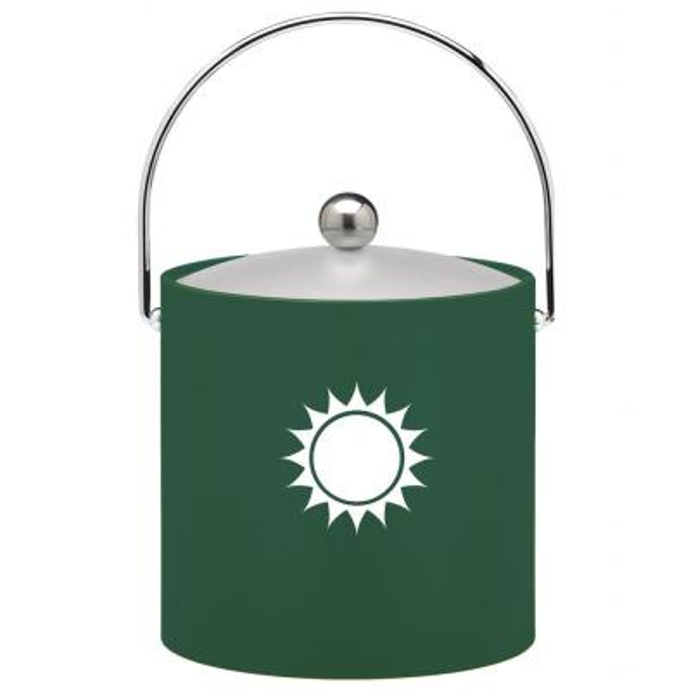 Kasualware Sunshine 3 Qt. Ice Bucket in Green