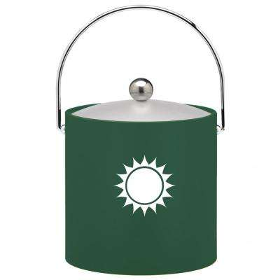 Kasualware Sunshine 3 Qt. Ice Bucket in Green