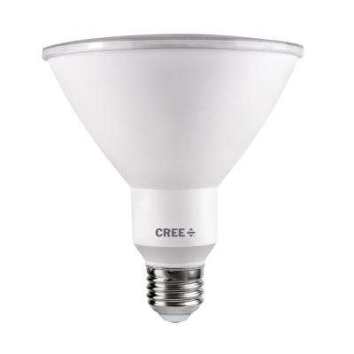150W Equivalent Bright White (3000K) PAR38 Dimmable Exceptional Light Quality LED 40 Degree Flood Light Bulb