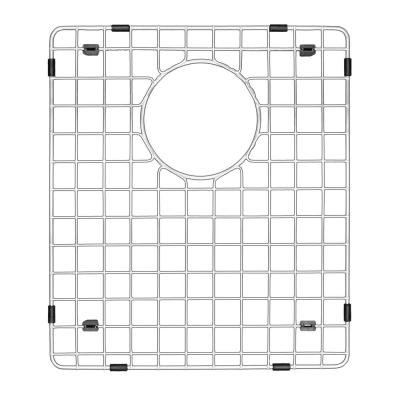 12-3/4 in. x 14-1/2 in. Stainless Steel Bottom Grid