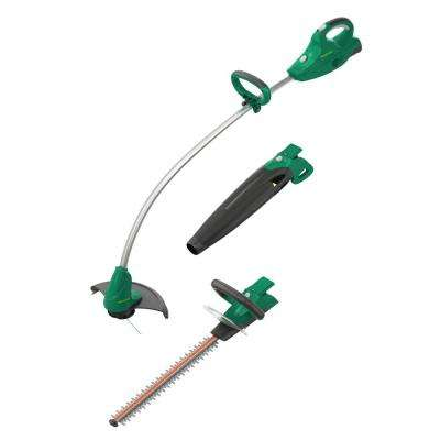 20-Volt Lithium-Ion Cordless String Trimmer/Hedger/Blower Combo Kit (3-Tool)