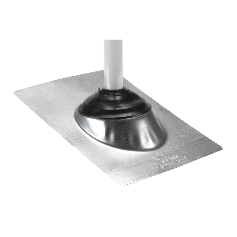 Water Tite Adjustable 3 N 1 Galvanized Steel Base Roof