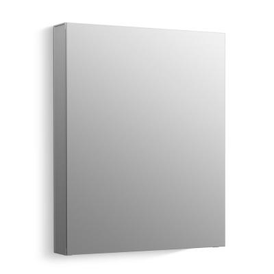Maxstow 20 in. x 24 in. Frameless Surface-Mount Aluminum Medicine Cabinet