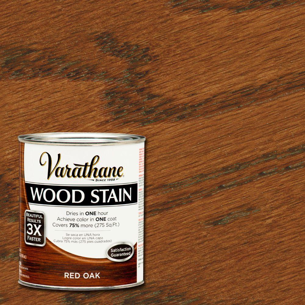 Varathane 1 qt. 3X Red Oak Premium Wood Stain (Case of 2)