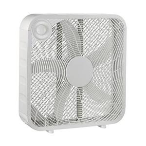 BoostWaves 20 inch White Box High Velocity Fan with 3 Setting Speeds Air Flow... by BoostWaves