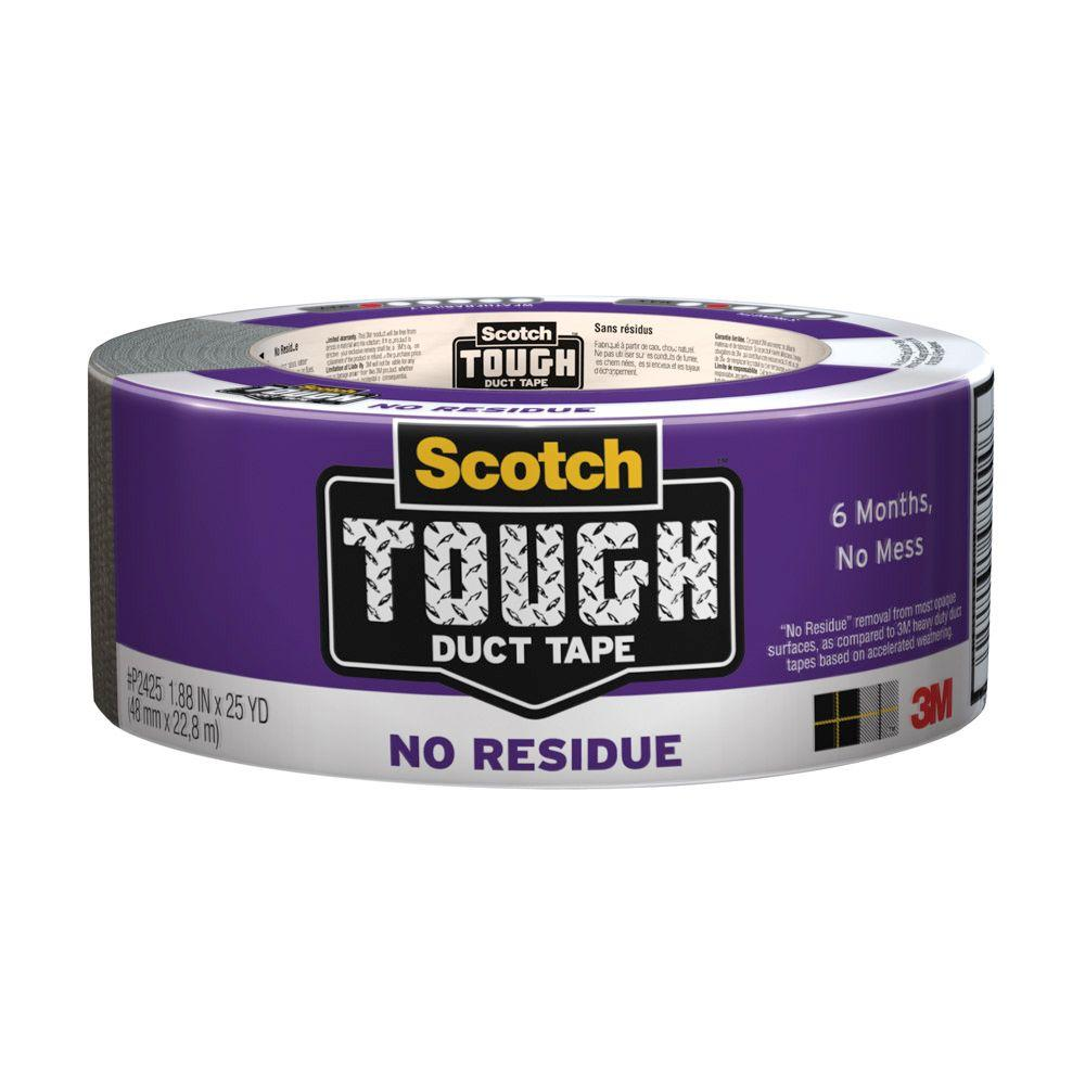 Scotch 1.88 in. x 25 yds. Tough No Residue Painter's Duct