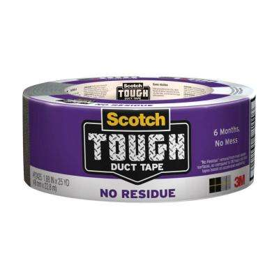 Scotch 1.88 in. x 25 yds. Tough No Residue Painter's Duct Tape (Case of 12)