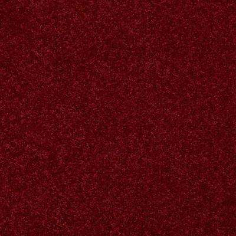 Watercolors I - Color Grenadine Texture 12 ft. Carpet