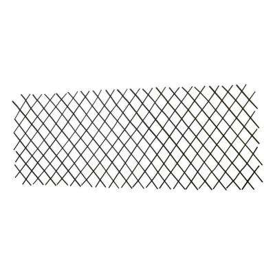 72 in. L x 36 in. H Willow Expandable Trellis Fence Set