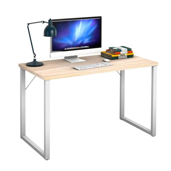 Costway Wood Computer Desk Pc Laptop
