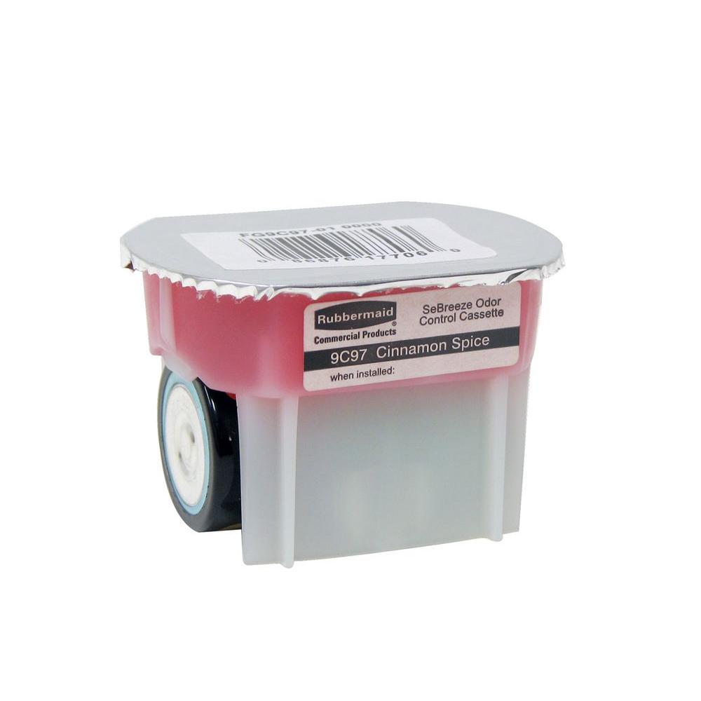 SeBreeze 9C90 Cinnamon Spice Fragrance Cassette Refill (6-Pack)