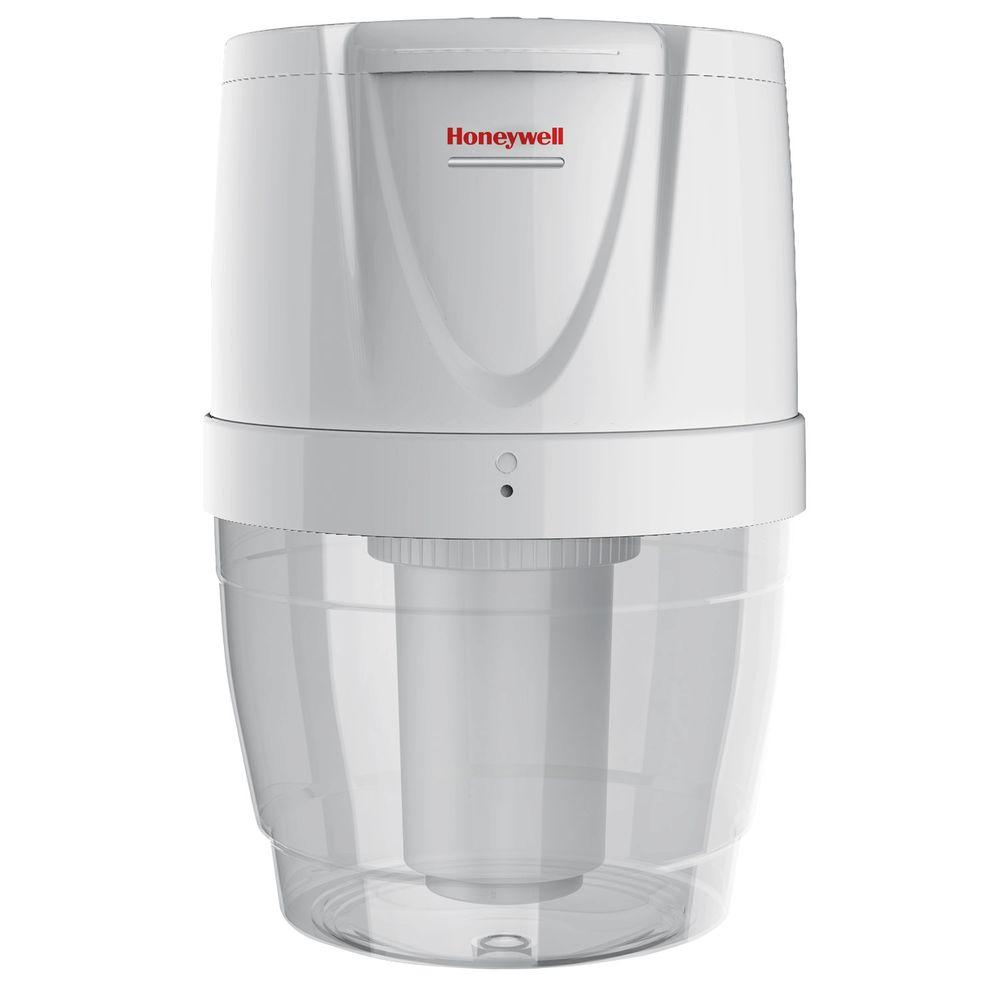 Honeywell 4 Gal. Filtration System for Water Cooler Dispenser in White