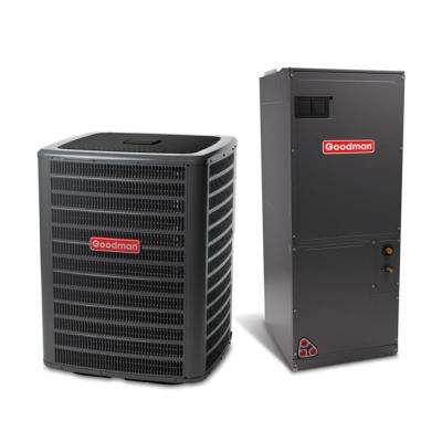 5 Ton 14 SEER 57000 BTU R410A Variable Speed Split System Central Air Conditioning System