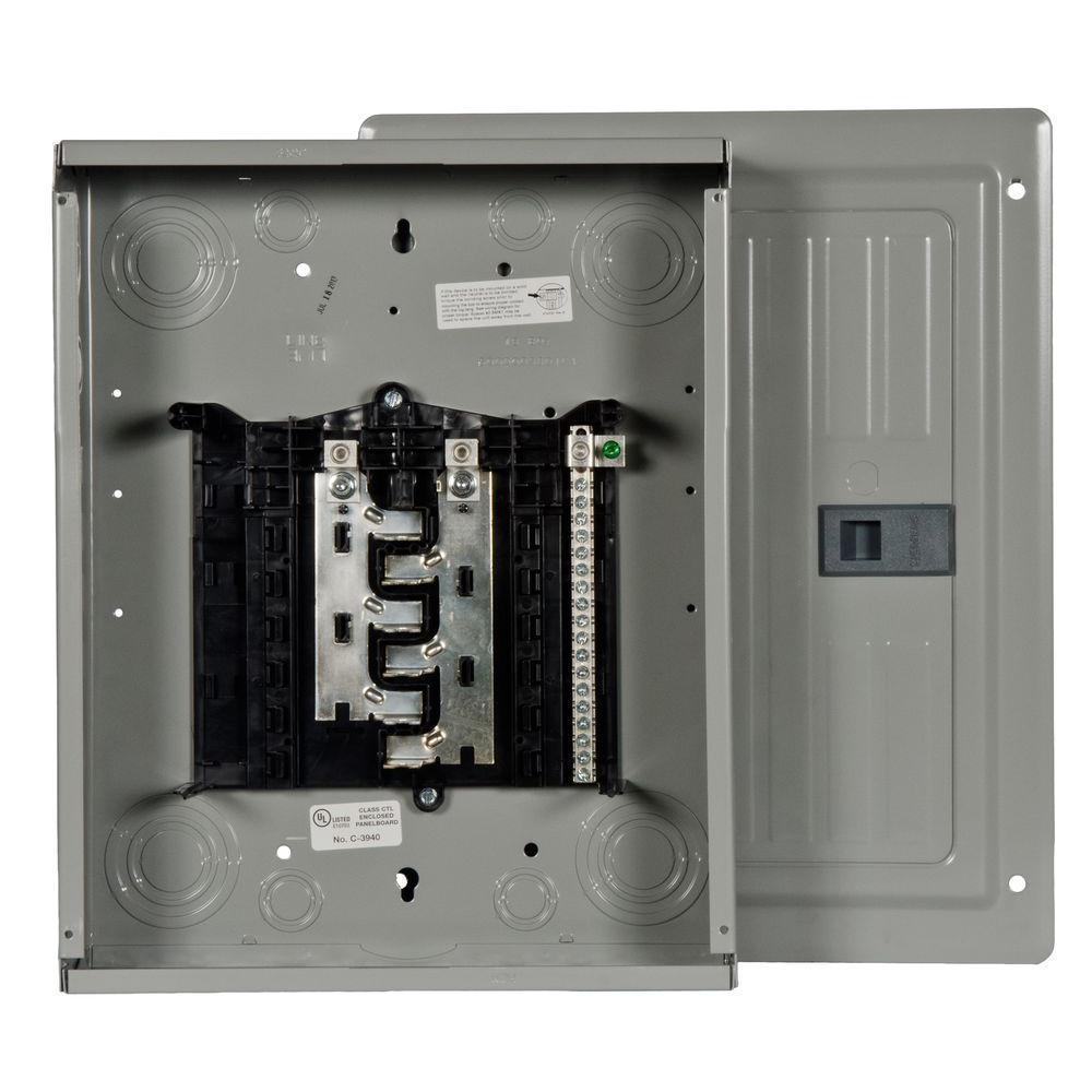 New Siemens 24 Circuit 12 Space 100A Main Breaker Load Center W1224B1100CU 3R