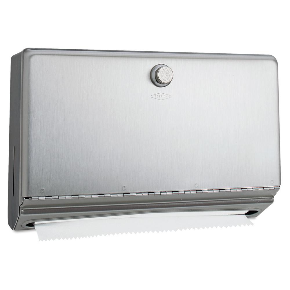 Stainless Steel Surface Mounted Paper Towel Dispenser