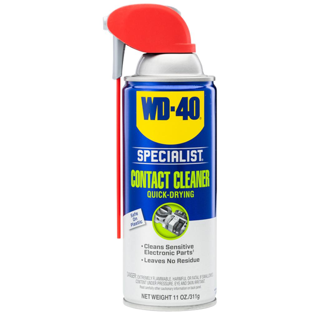 WD-40 SPECIALIST 11 oz. Contact Cleaner