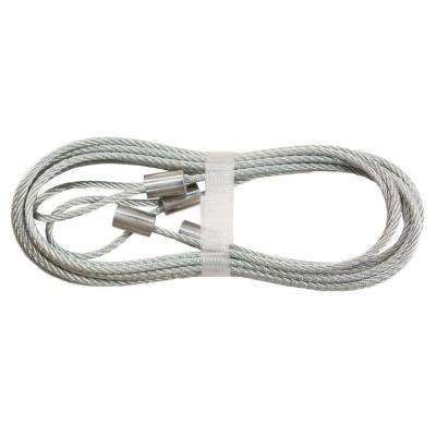 8 ft. Garage Door Safety Cable
