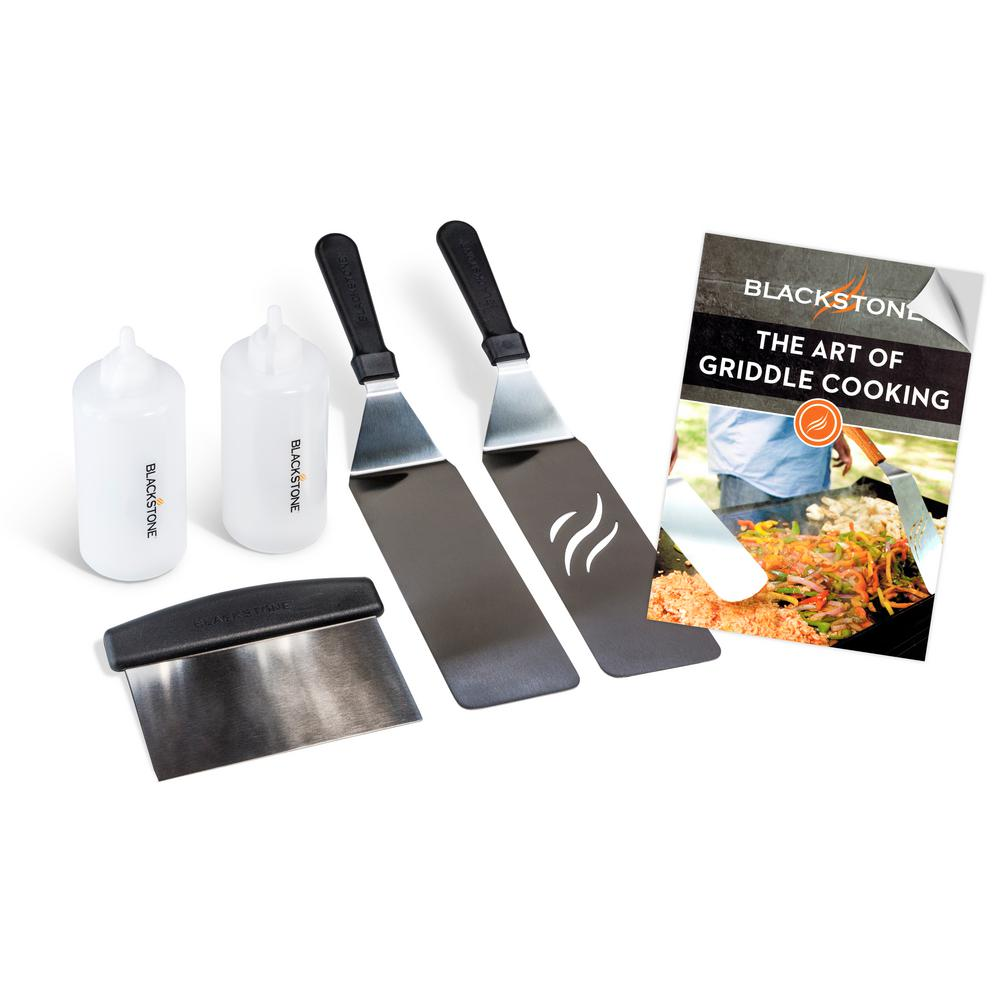 Commercial Grade Griddle Tool Kit