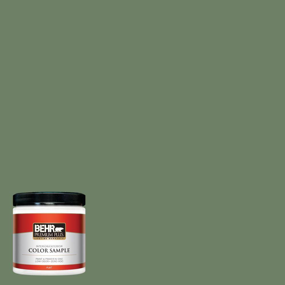 8 oz. #S390-6 Cliffside Park Interior/Exterior Paint Sample