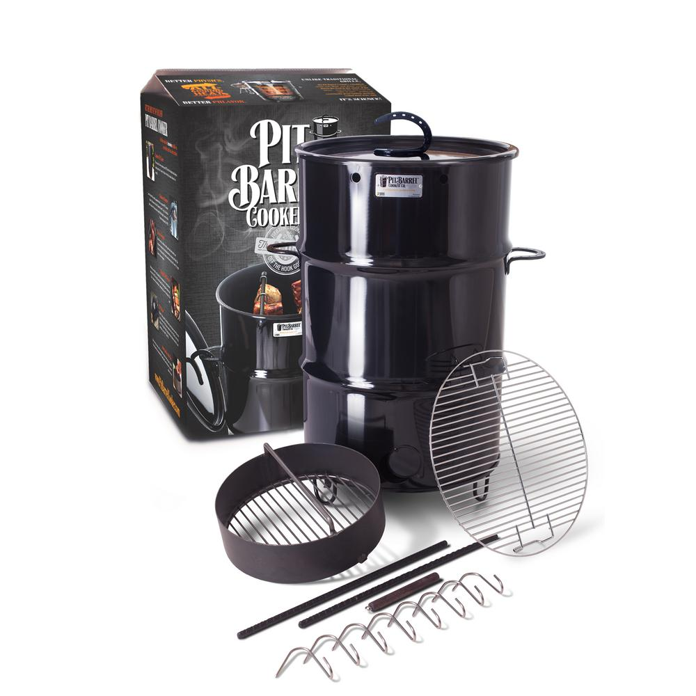 18.5 in. Classic Vertical Smoker Package