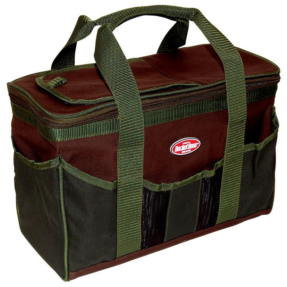 Bucket Boss 14 in. Canvas Cooler Bag