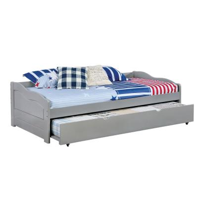 Sunset Gray Twin Size Daybed with Trundle