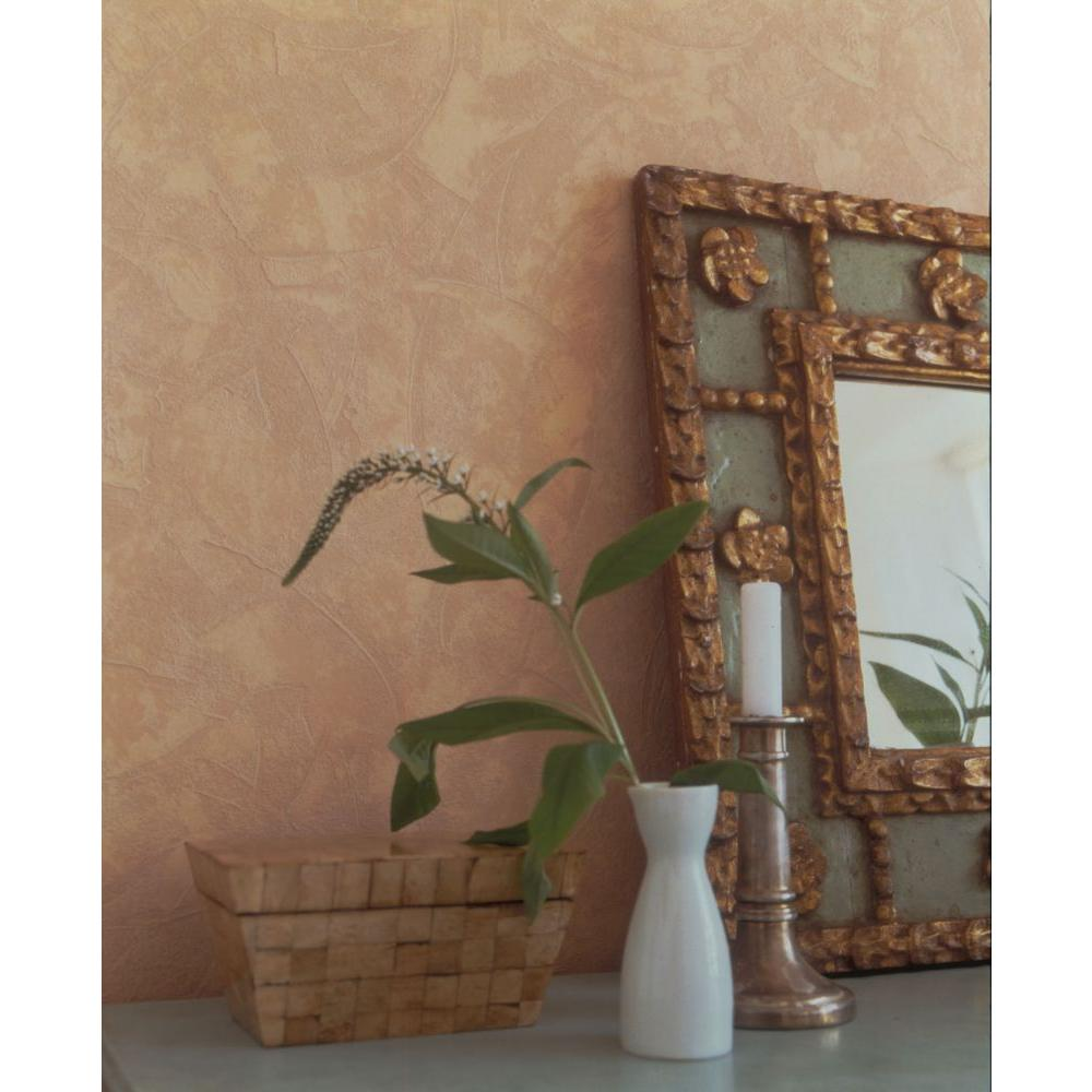 Graham U0026 Brown 56 Sq. Ft. Plaster Paintable White Wallpaper