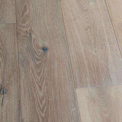 French Oak Newport 3/8 in. T x 6-1/2 in. W x Varying L Engineered Click Hardwood Flooring (23.64 sq. ft. / case)