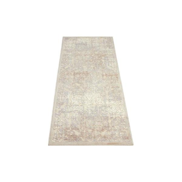Nourison Graphic Illusions Ivory 2 Ft X 8 Ft Persian Vintage Runner Rug 131621 The Home Depot