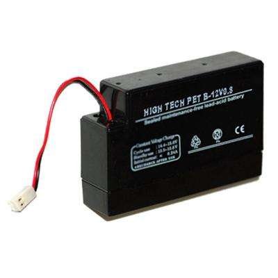Rechargeable Transmitter Back-Up Battery