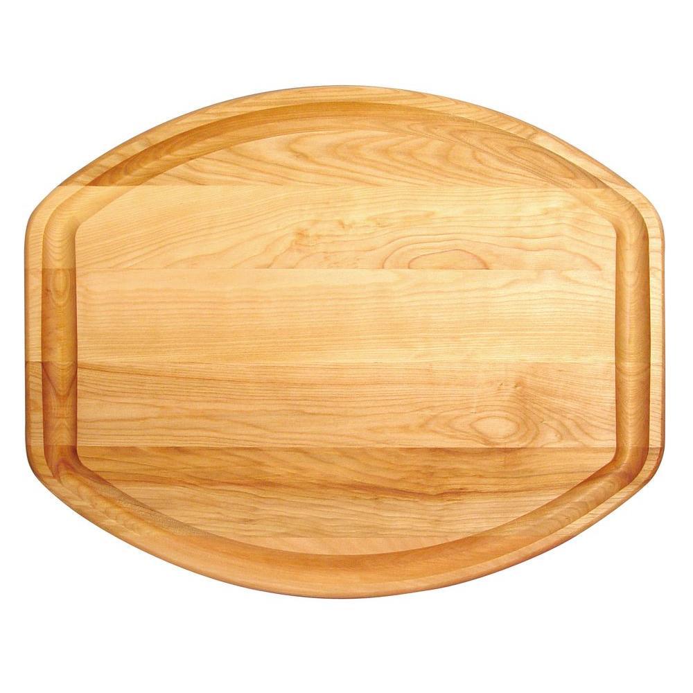 Catskill Craftsmen Hardwood Reversible Cutting Board